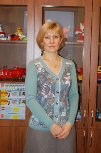 Горбунова Лариса Васильевна
